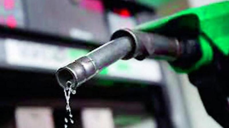 पेट्रोलियम पदार्थको मूल्यवृद्धि