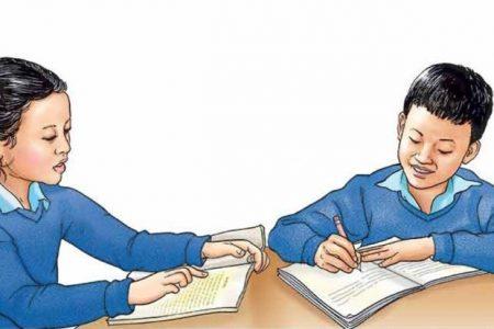 शतप्रतिशत विद्यार्थी भर्ना गर्ने लक्ष्य