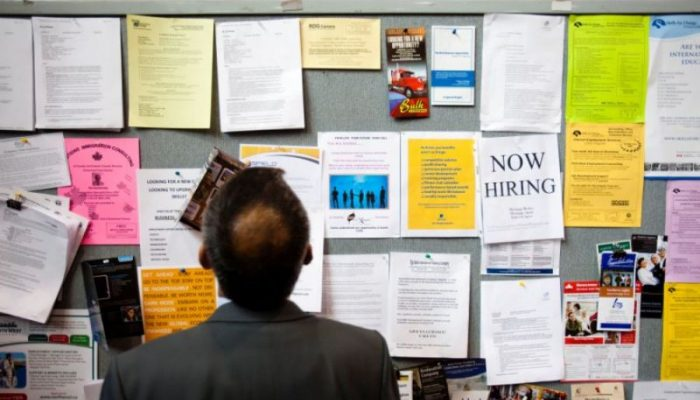 Canada jobless rate holds at 5.8% in February: govt