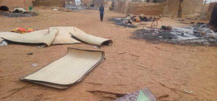 मालीमा नरसंहार, हतियारधारीहरुद्वारा १ सय ३४ जनाको हत्या