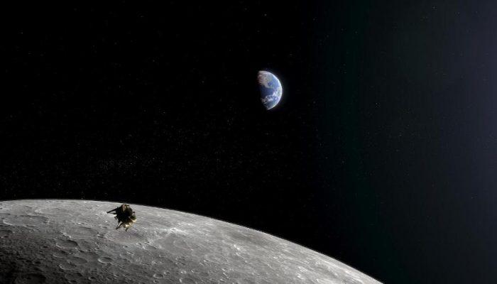 इजरायली स्पेसक्राफ्ट चन्द्रमामा दुर्घटना